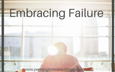 Why Failure is Good for Sucess